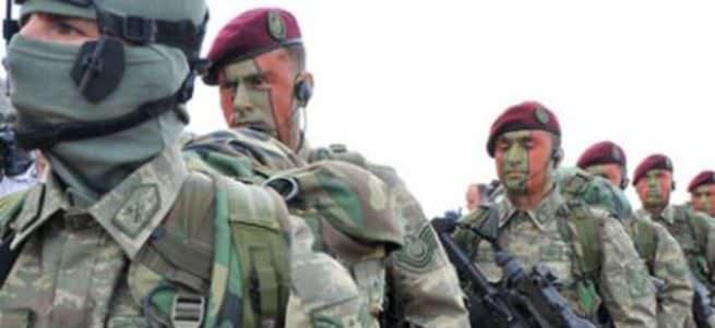 Telsizi kapatan bordo bereliler 73 teröristi öldürdü