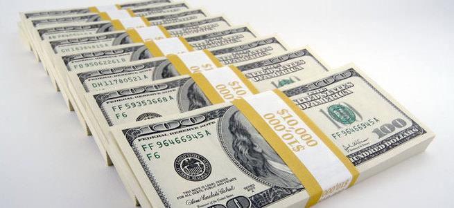 Dolarda ibre tersine döndü