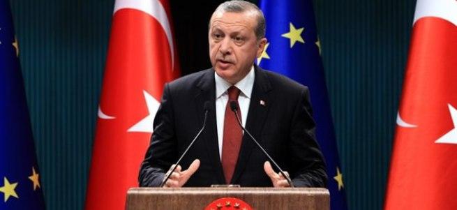 Cumhurbaşkanı Erdoğan: Ya demokrasi ya terör