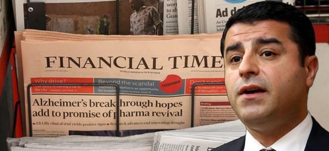 Financial Times'tan 1 Kasım tehdidi