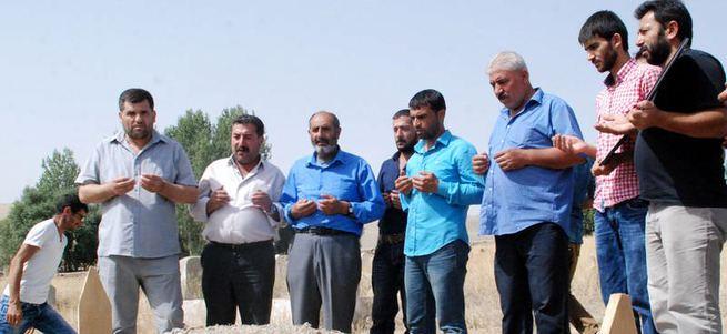 Şehit ve PKK'lının babası aynı taziyede