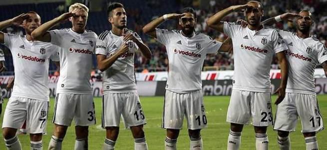Beşiktaş'ta hedef zirveyi kapmak