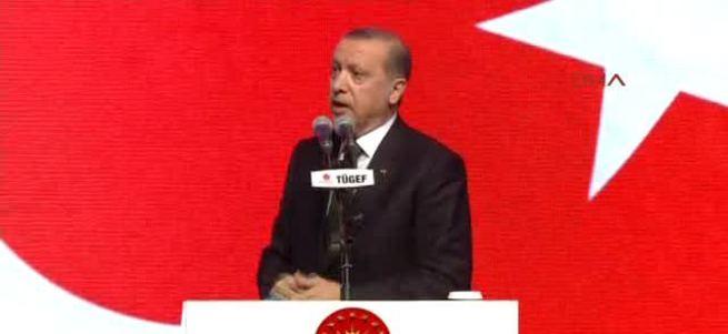 Cumhurbaşkanı Erdoğan'dan Mehmet Akif şiiri