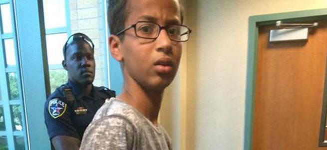 Terörist sanılan Müslüman öğrenciye Obama'dan destek