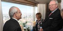 Kılıçdaroğlu Alman bakanla görüştü