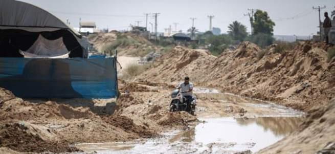 Mısır'dan büyük zulüm! Gazzelileri boğuyor