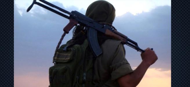 15 kişilik terörist grubu çembere alındı
