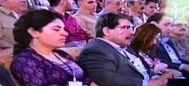 PYD'nin kongresine HDP milletvekilleri de katıldı!