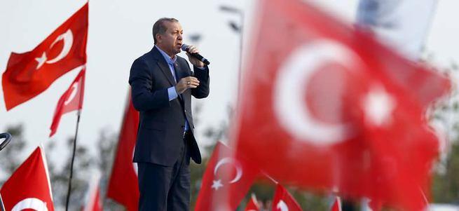 Erdoğan: 550 yerli ve milli vekil göndermenizi istiyorum