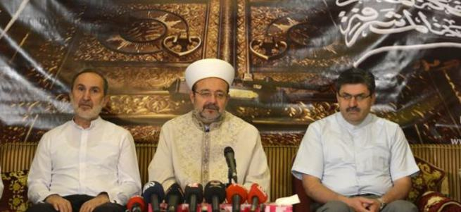 Görmez: Amaçları Kürtleri İslam'dan uzaklaştırmak