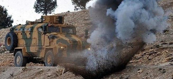 Yüksekova'da PKK saldırısı: 2 yaralı