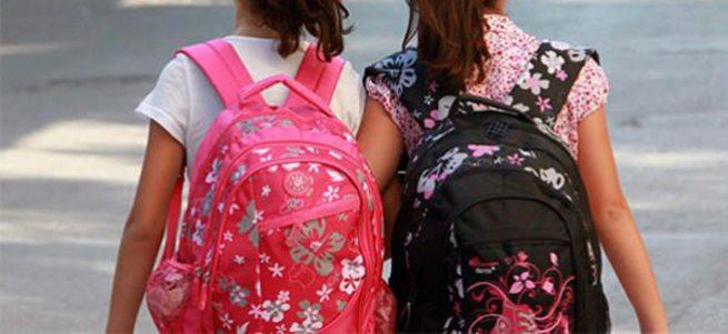 Okul çantasının ağırlığı ne kadar olmalı