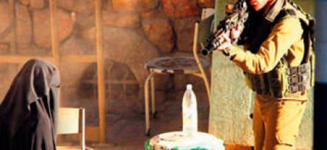 Filistinli kıza 10 kurşun