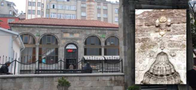 Trabzon'da olay olan 'kabartma'