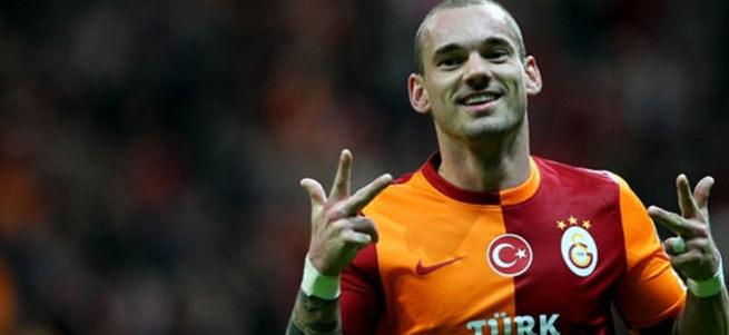 Galatasaray'dan Sneijder'e sürpriz teklif