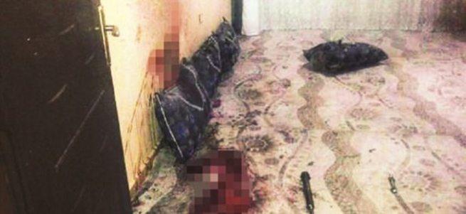 Bismil'de polis aracına atılan roketatar eve isabet etti