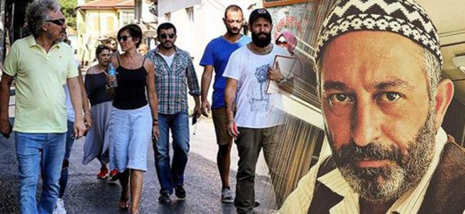 Cem Yılmaz 'İftarlık Gazoz'a konuk oyuncu oldu