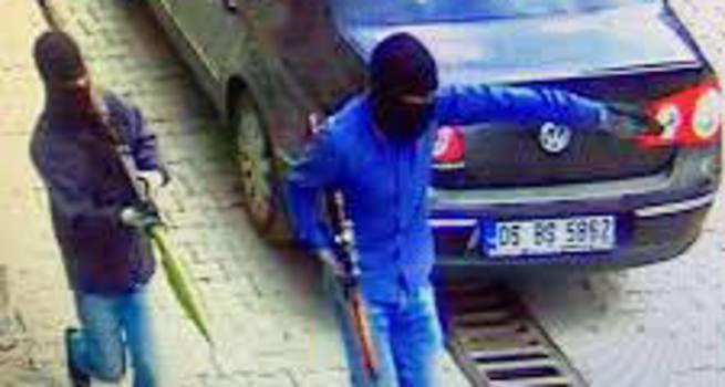 Yüksekova'da emniyet müdürlüğüne saldırı