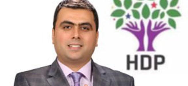HDP'de istifa depremi