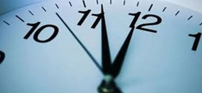 Yaz saati ne zaman sona erecek?