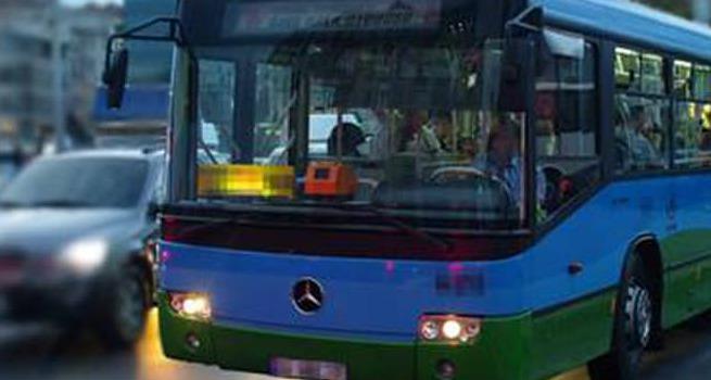 İstanbul'da halk otobüsünde tecavüz iddiası