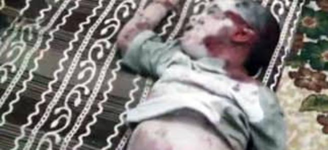 Rusya'nın sivil katliamının görüntüleri