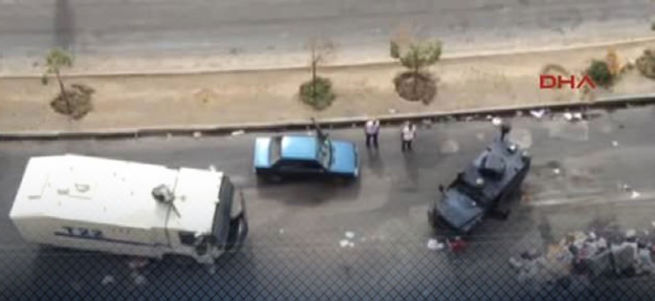Silvan ve Nusaybin'de sokağa çıkma yasağı sürüyor