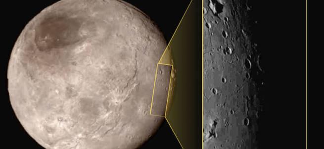 Plüton'un uydusundan yeni kareler yayınlandı
