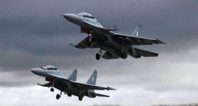 Çin Rusya'ya destek için Suriye'de konuşlanıyor