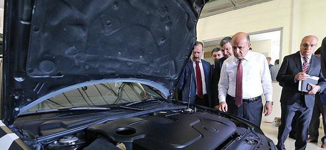 Yerli otomobilin prototipi çıktı