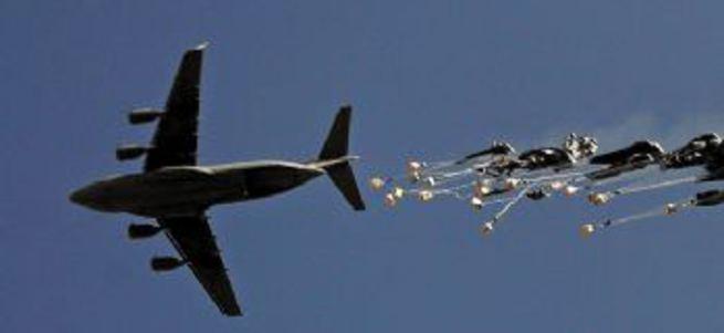 ABD'den IŞİD'e karşı mühimmat yardımı