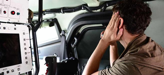Diyarbakır'da zırhlı araçtan ezan sesi yükseldi