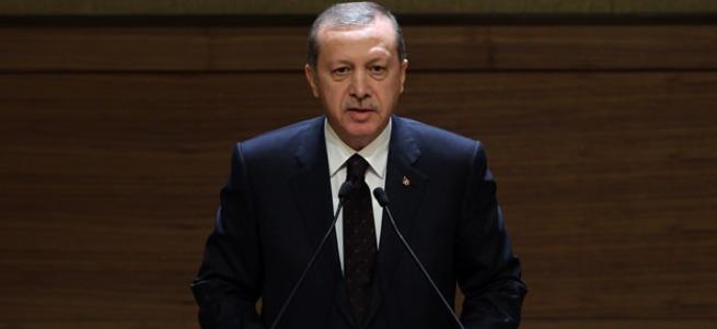 Erdoğan: Madem Türkiye'siz olmaz, Niye AB'ye almıyorsunuz?