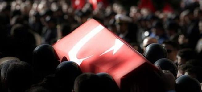 Şırnak'ta 1 polis şehit