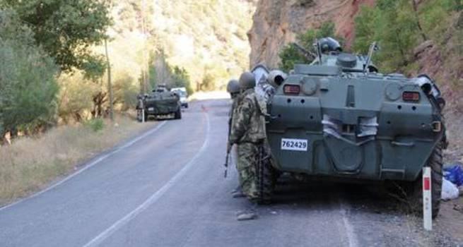 Tunceli'deki operasyonda 3 PKK'lının cesedi bulundu