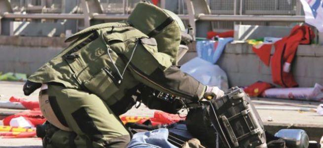 İkinci bombacıda 'yabancı' şüphesi
