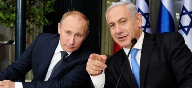 Rusya vurdu İsrail'e yaradı