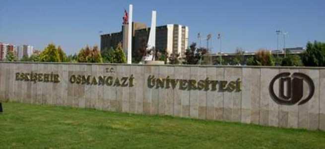 Üniversitede patlama!