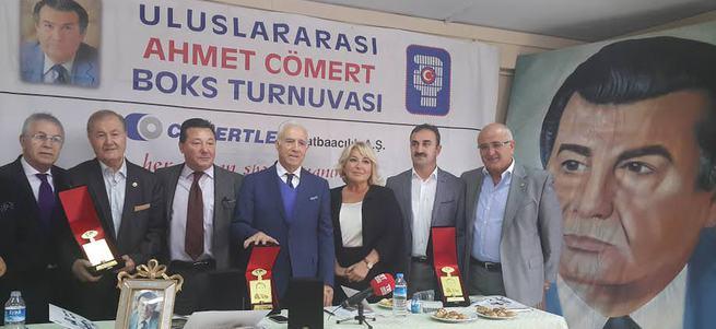 Ahmet Cömert Boks Turnuvası başlıyor