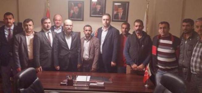 BBP'li başkan: 1 Kasım'da oyumuz AK Parti'ye