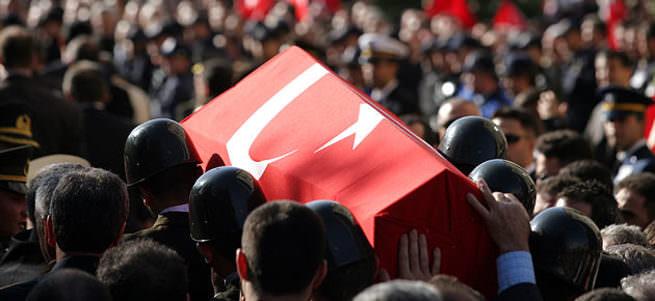 Yüksekova'dan acı haber: 3 asker şehit