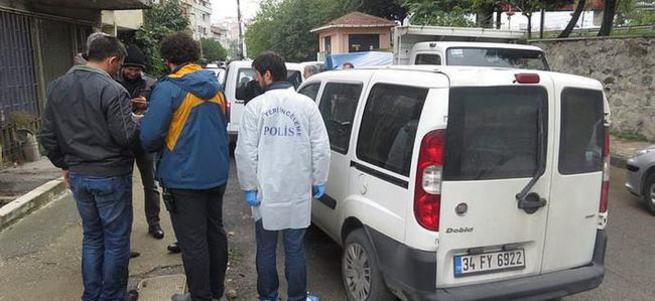 Kadıköy'de polise bombalı tuzak!