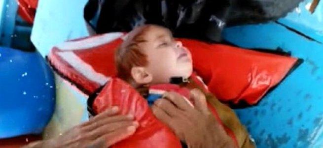 Muhammed bebeğin mucize kurtuluşu!