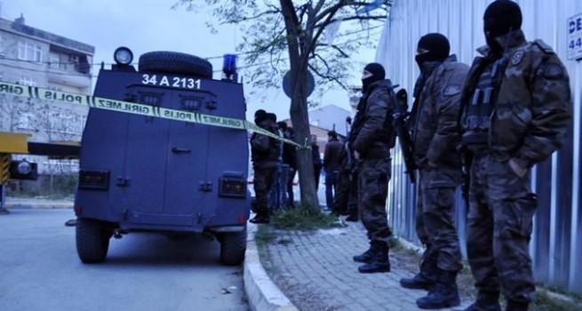 Eylem hazırlığındaki DAEŞ'li teröristler aranıyor