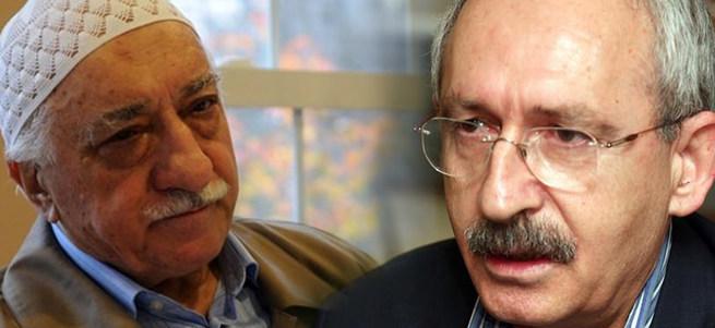 Paralel Yapı-CHP işbirliği deşifre oldu