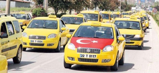 Korsan taksiciler yöntem değiştirdi