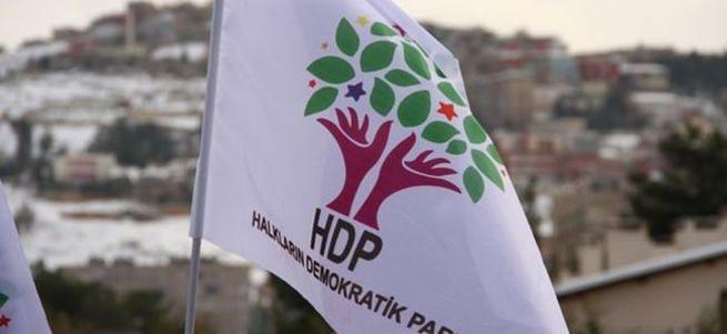 Bombacı HDP'li başkan tutuklandı