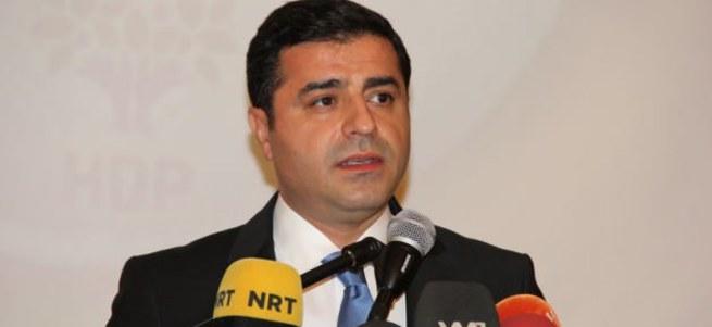 Hükümet Demirtaş'a rest çekti: Artık bıktık
