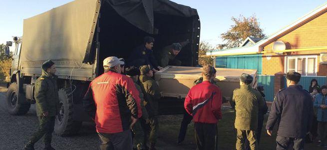 Suriye'de ilk Rus askeri öldü