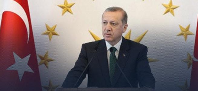 Erdoğan 29 Ekim resepsiyonunda vatandaşlara hitap etti